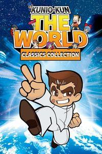 Portada oficial de Kunio-kun: The World Classics Collection para Xbox One