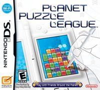 Portada oficial de Puzzle League DS para NDS
