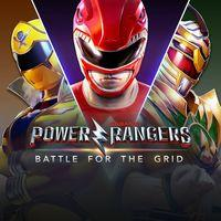 Portada oficial de Power Rangers: Battle for the Grid para PS4