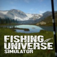 Portada oficial de Fishing Universe Simulator para Switch