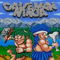 Portada oficial de Joe and Mac Caveman Ninja para Switch
