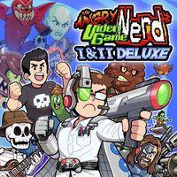 Portada oficial de Angry Video Game Nerd I & II Deluxe para PS4