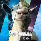Portada oficial de de Goat Simulator: the GOATY para Switch