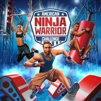 Portada oficial de American Ninja Warriors para PS4