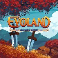Portada oficial de Evoland Legendary Edition para PS4