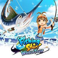 Portada oficial de Fishing Star World Tour para Switch