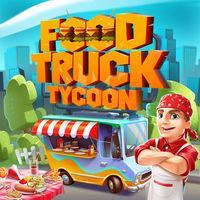 Portada oficial de Food Truck Tycoon para Switch