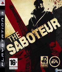Portada oficial de The Saboteur para PS3