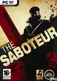 Portada oficial de The Saboteur para PC