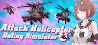Portada oficial de Attack Helicopter Dating Simulator para PC