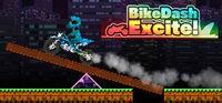 Portada oficial de Bike Dash Excite! para PC