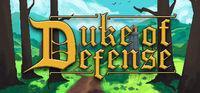 Portada oficial de Duke of Defense para PC