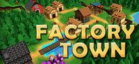 Portada oficial de Factory Town para PC