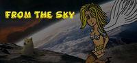 Portada oficial de From The Sky para PC