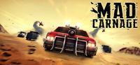 Portada oficial de Mad Carnage para PC