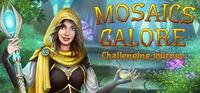 Portada oficial de Mosaics Galore. Challenging journey para PC