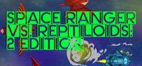 Portada oficial de Space Ranger vs. Reptiloids: 2 Edition para PC