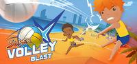 Portada oficial de Super Volley Blast para PC
