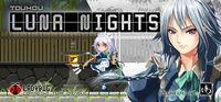 Portada oficial de Touhou Luna Nights para PC