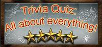Portada oficial de Trivia Quiz: All about everything! para PC