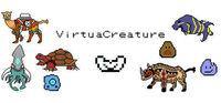 Portada oficial de VirtuaCreature para PC