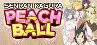 Portada oficial de SENRAN KAGURA Peach Ball para PC