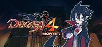Portada oficial de Disgaea 4 Complete+ para PC