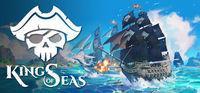 Portada oficial de King of Seas para PC