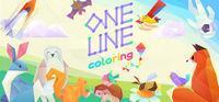 Portada oficial de One Line Coloring para PC