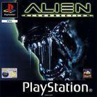 Portada oficial de de Alien Resurrection para PS One