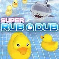 Portada oficial de Super Rub-a-Dub PSN para PS3