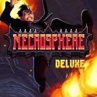 Portada oficial de Necrosphere Deluxe para PS4