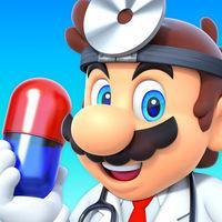 Portada oficial de Dr. Mario World para Android
