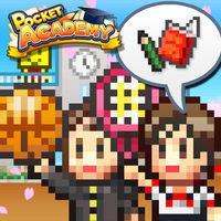 Portada oficial de Pocket Academy para Switch