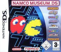 Portada oficial de Namco Museum DS para NDS