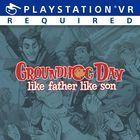 Portada oficial de de Groundhog Day: Like Father Like Son para PS4