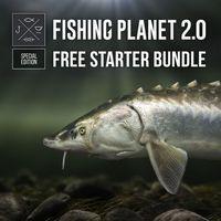 Portada oficial de Fishing Planet 2.0 para PS4