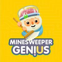 Portada oficial de Minesweeper Genius para Switch