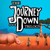 Portada oficial de The Journey Down Trilogy para Switch