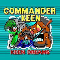 Portada oficial de Commander Keen in Keen Dreams para Switch