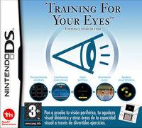 Portada oficial de Training for your Eyes para NDS