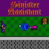 Portada oficial de Sinister Assistant eShop para Wii U