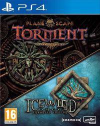 Portada oficial de Planescape: Torment and Icewind Dale: Enhanced Editions para PS4