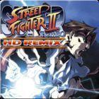 Portada oficial de de Super Street Fighter II Turbo HD Remix PSN para PS3
