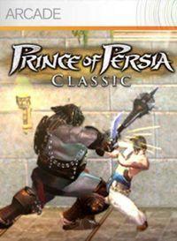 Portada oficial de Prince of Persia Classic XBLA para Xbox 360