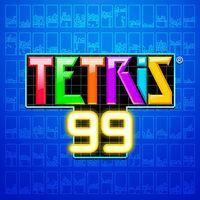 Portada oficial de Tetris 99 para Switch