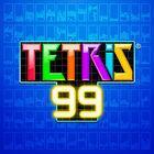 Portada oficial de de Tetris 99 para Switch