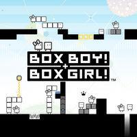Portada oficial de BOXBOY! + BOXGIRL! para Switch