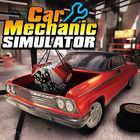 Portada oficial de de Car Mechanic Simulator para Switch