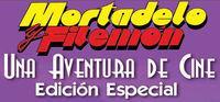 Portada oficial de Mortadelo y Filemón: Una aventura de cine - Edición especial para PC